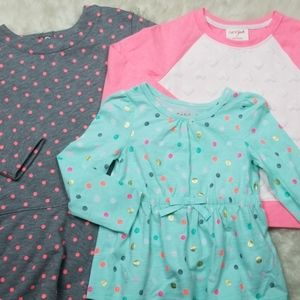 NWT Cat & Jack bundle of 3